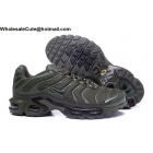 wholesale Womens Nike Air Max Plus TN Army Green Running Shoes