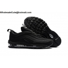 Nike Air Max 97 Mens Running Shoes All Black
