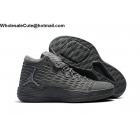 Jordan Melo M13 Mens Basketball Shoes Grey