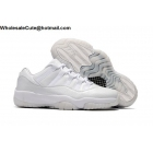 wholesale Mens & Womens Air Jordan 11 Low GG Heiress Frost White