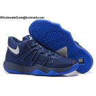 wholesale Nike KD Trey 5 IV High Mens Basketball Shoes Navy Blue