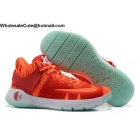 Nike KD Trey 5 IV EP Red Orange White Mens Nba Basketball Shoes