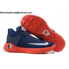 wholesale Nike KD Trey 5 IV EP Navy Blue Red Mens Basketball Shoes