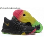 Nike KD Trey 6 IV EP Black Rainbow Mens Nba Basketball Shoes