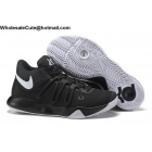 wholesale Nike KD Trey 6 IV EP Black White Mens Nba Basketball Shoes