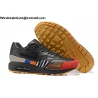 Mens & Womens Nike Air Max 1 Master Black Multi Color Running shoes