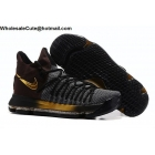wholesale Mens Nike Zoom KD 9 Elite Flip The Switch Nba Basketball Shoes Grey Gold