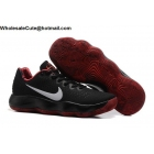 wholesale Nike Hyperdunk 2017 Low PE Mens Basketball Shoes Black Red