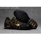 Nike Air Max 2018.5 Ultra Mens Running Shoes Black Gold