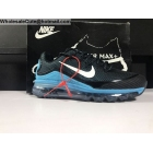 wholesale Nike Air Max 2018 Elite Mens Running Shoes Black Blue