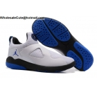 wholesale Mens Jordan Trainer Essential White Black Royal Shoes