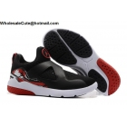 wholesale Mens Jordan Trainer Essential Black White Red Shoes