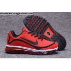 wholesale Mens Nike Air Max 2017.5 Size US7 - US13 Red Black White