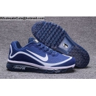 wholesale Mens Nike Air Max 2017.5 Dark Blue White Size US7 - US13