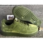 Mens & Womens Nike Air Force 1 Low 07 Legion Green Shoes