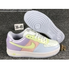 Mens & Womens Nike Air Force 1 Low Easter Egg Shoes