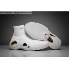 wholesale Mens Nike Zoom Flight Bonafide White Gold
