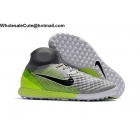wholesale Mens Nike MagistaX Proximo II TF Grey Volt Cleats