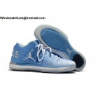 Mens Air Jordan 31 Low UNC Tarheels NCAA
