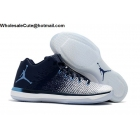 wholesale Mens Air Jordan 31 Low UNC Midnight Navy White