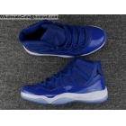 Mens & Womens Air Jordan 11 Retro Win Like 96 Blue