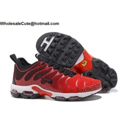 ec1b41a76cb Mens   Womens Nike Air Max Plus TN Ultra Red Black White Spots Print ...