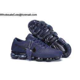 Nike Air VaporMax Dark Blue Black Mens Shoes
