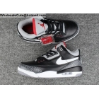 Air Jordan 3 JTH NRG Black Cement Mens Basketball Shoes