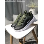 wholesale Nike Air Max Axis Black Green White Mens Running Shoes