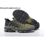 wholesale Mens Nike Air Max Plus TN Ultra Black Army Green Grey Cement
