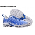 wholesale Nike Air Max Plus TN Ultra Blue White Cement Mens Trainer