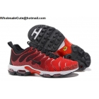 wholesale Mens & Womens Nike Air Max Plus TN Ultra Red Black White Spots Print