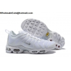 wholesale Mens & Womens Nike Air Max Plus TN Ultra Triple White