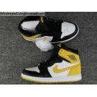 Air Jordan 1 Retro High OG Attention Attention PE Mens Shoes