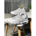Nike Air Max 95 OG White Black Mens Shoes