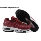Nike Air Max 95 Essential Wind Red White Womens Shoes