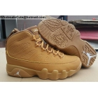 wholesale Air Jordan 9 Retro Wheat Mens Shoes