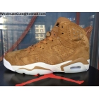 wholesale Mens & Womens Air Jordan 6 Retro Wheat