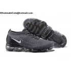 Mens & Womens Nike Air VaporMax Flyknit 2 Grey Black