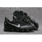 Nike Air VaporMax Black White Mens Shoes