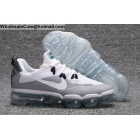 Nike Air VaporMax White Grey Mens Shoes