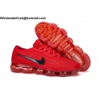 Nike Air VaporMax Red Black Mens Shoes