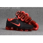 Nike Air VaporMax 2018 Black Red Mens Size US7 - US13