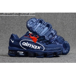 Nike Air Max 95 Vapormax Dark Blue Mens White Size US7 - US13