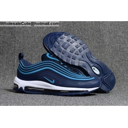 Nike Air Max 97 Blue White Mens Size US7 - US13