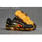 Nike Air Max 95 Vapormax Black Yellow Mens Size US7 - US13