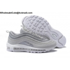 Nike Air Max 97 Snakeskin Grey Silver White Mens Shoes