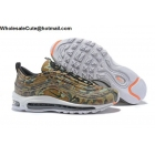 wholesale Mens & Womens Nike Air Max 97 France Country Camo