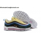 wholesale Mens & Womens Nike Air Max 97/1 Sean Wotherspoon Black Grey