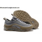 Nike Air Max 97 Ultra Grey Khaki Mens Shoes